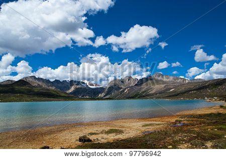 Plateau Lake