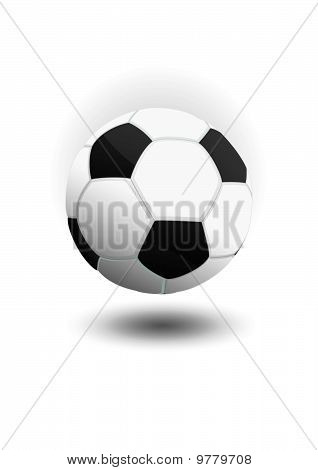 Soccer Ball vector illustration.