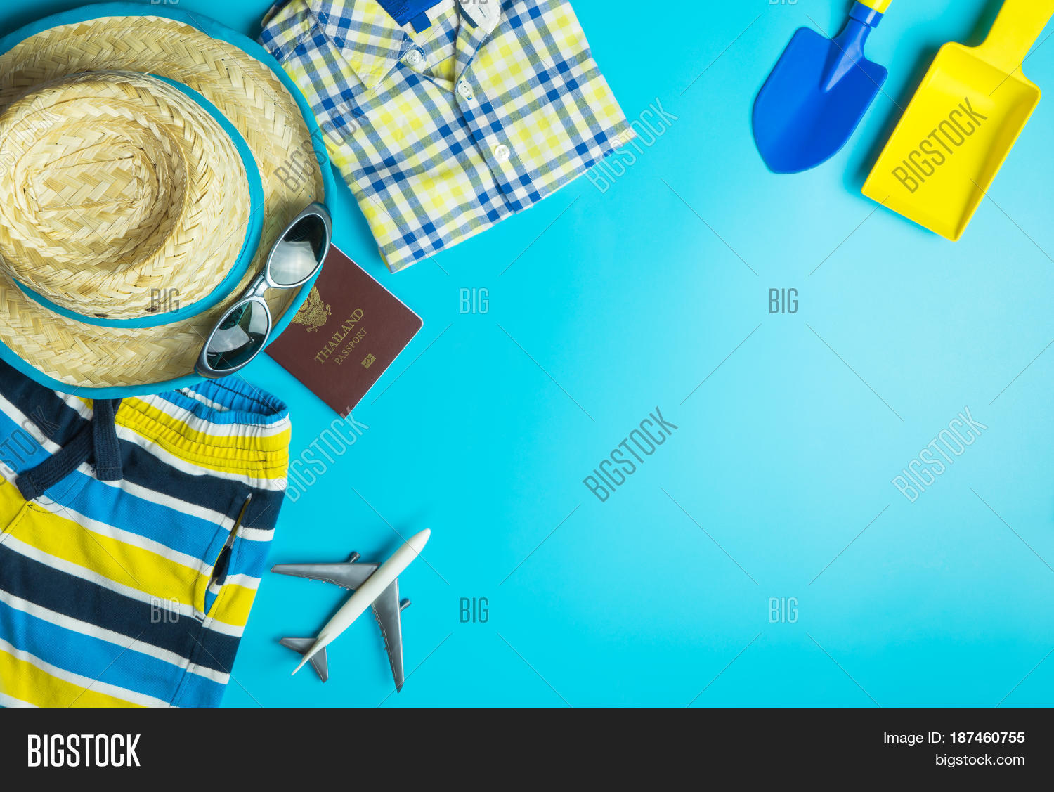 Fashion Toys For Boys : Summer travel fashion toys boys on image photo bigstock
