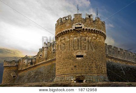 Castillo Grajal De Campos