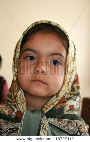 multi-ethnic girl