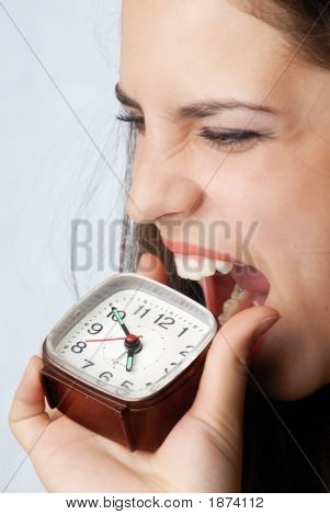 I'Ll Eat My Alarm Clock