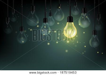 Light bulbs with