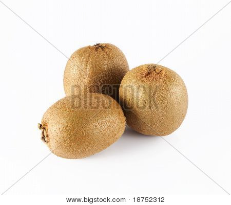 Three kiwi