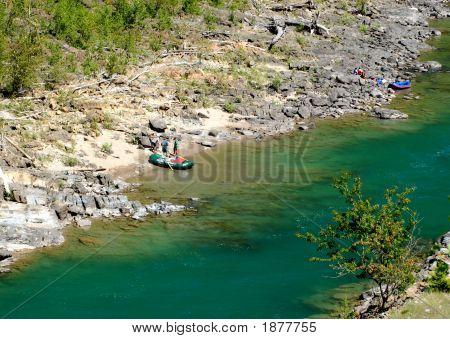 Rafting The Flathead