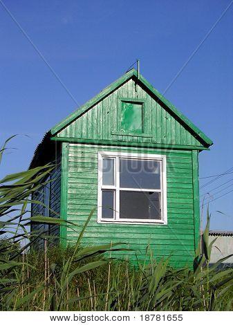 Beautiful new executive green house.