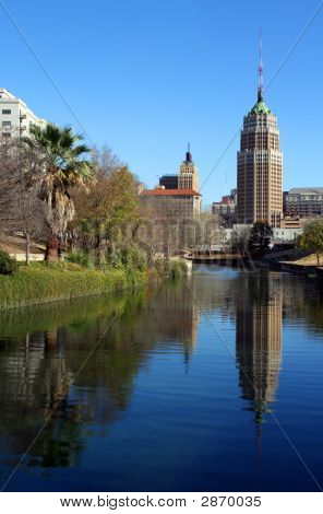 San Antonio Reflection