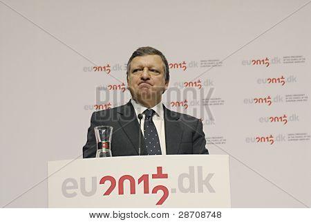 Denmarkpm  President Barosso