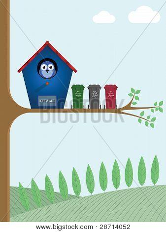 Tree recycle