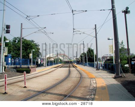 Lightrail Tracks