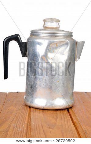 Old Coffee Percolator