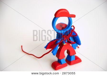 Toy Superboy