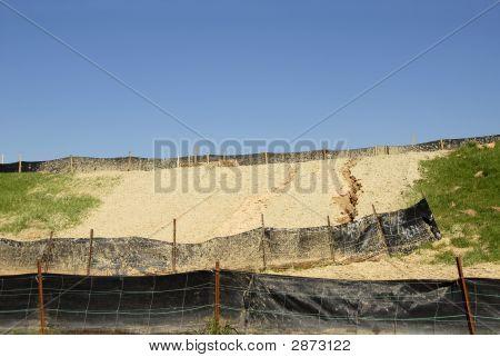 Erosion-Kontrolle