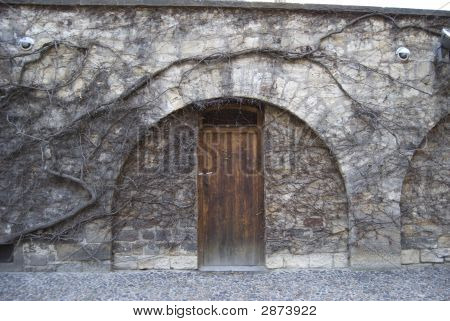 Stone Entry