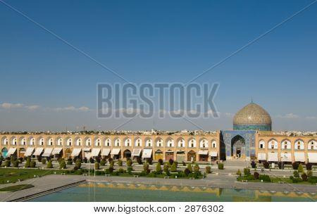 Imam Square, Isfahan, Iran