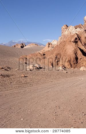 atacama desert to chile