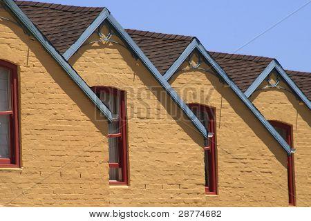 Symmetrical housing