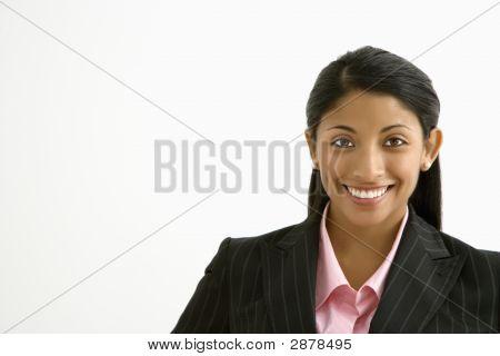 Businesswoman Portrait.