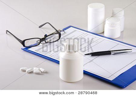 doctor report