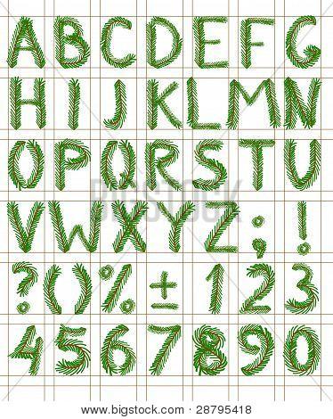 Firtree Font