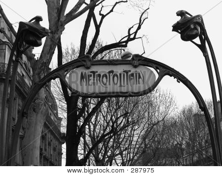 Metropolitana de París