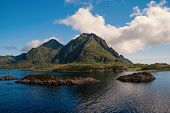 Must See Nature Attractions. Fjords And Quiet National Parks Highlight Norways Serene Qualities. Fjo poster