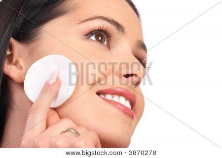 Woman Make Up
