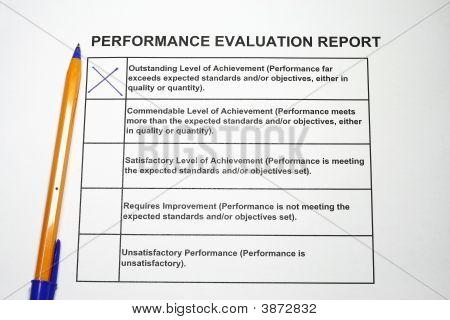 Excelente avaliação
