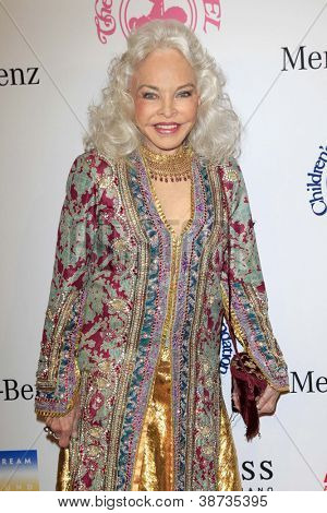 LOS ANGELES - OCT 20:  Lois Aldrin arrives at  the 26th Carousel Of Hope Ball at Beverly Hilton Hotel on October 20, 2012 in Beverly Hills, CA
