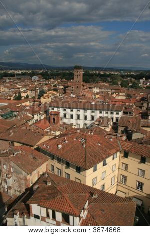 Lucca, Florence