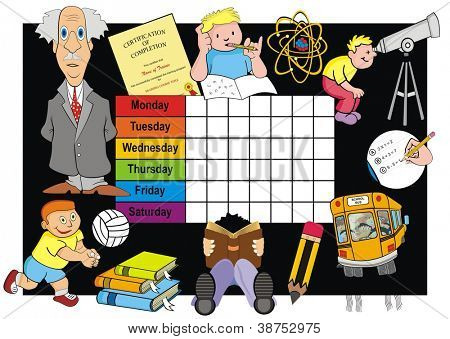 Student Timetable