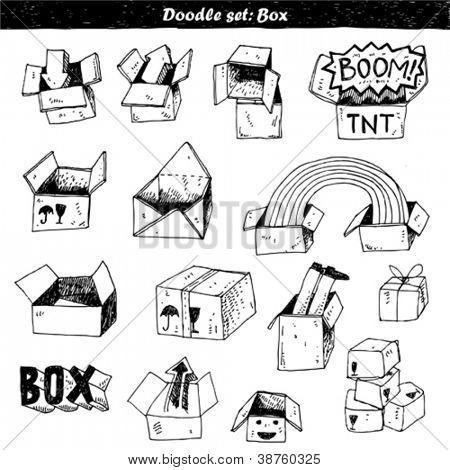 doodle set - box