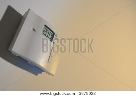 Thermostat At 20.0 C°