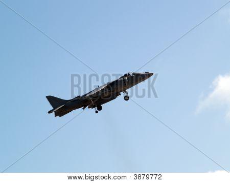 Harrier Climbs
