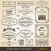 pic of flourish  - Flourish Border Corner and Frame collection - JPG