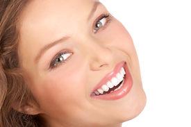 foto of beautiful woman  - Beautiful young woman smiling - JPG