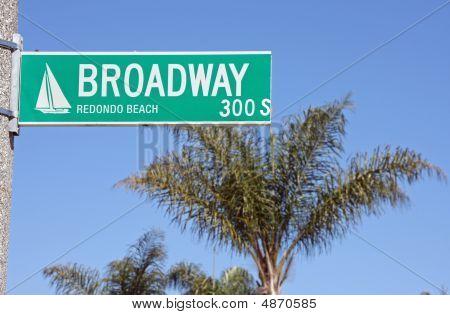 Bradway Sign