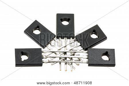 Elektronische Transistoren