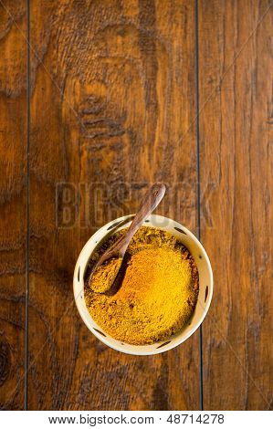 Yellow Curry Powder