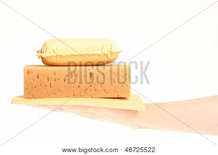 Sponge Background