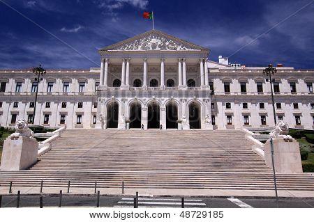 Portuguese Parliament (Sao Bento Palace)