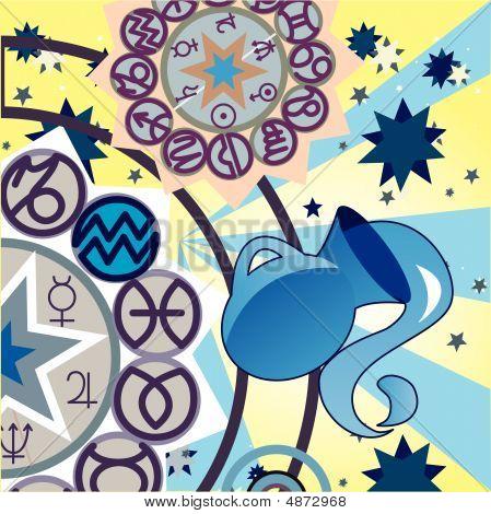 Aquarius - Air Zodiac Sign