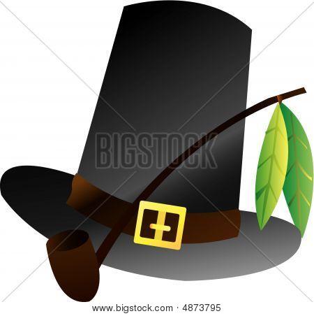 Pilgrim hat pipe