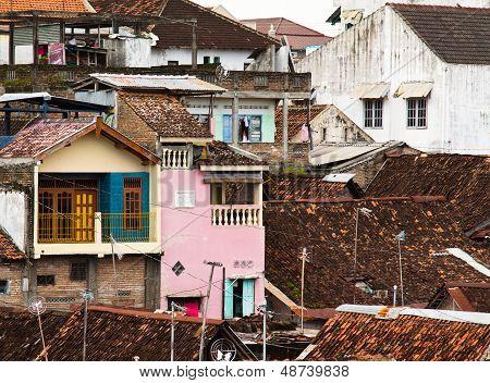 Yogyakarta Indonesia Houses