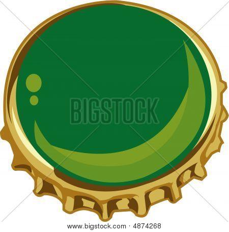 Bottlecap Green