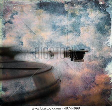 Grunge Sky Music