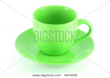 Green Cup