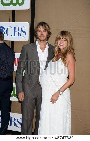 LOS ANGELES - JUL 29: Eric Christian Olsen kommt auf die 2013 CBS TCA Sommerparty im privaten