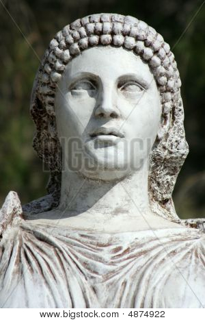 Portrait Of Artemisia