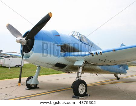 Hellcat At Airshow